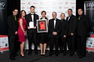 Westpac Awards night - official photo